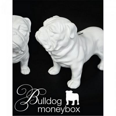 Manta Design - Tirelire-Manta Design-Tirelire design Bulldog