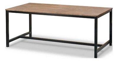 INWOOD - Console d'extérieur-INWOOD-Table repas acacia et métal Inwood