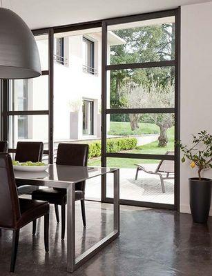 Grosfillex fenêtres - Baie vitrée coulissante-Grosfillex fenêtres