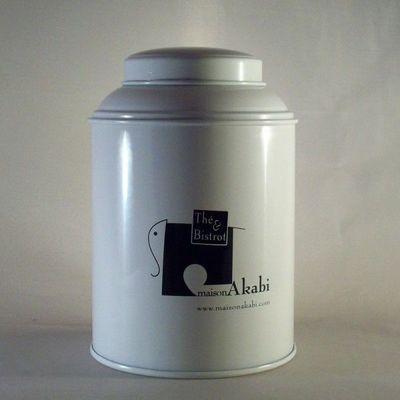 MAISON AKABI - Boite à thé-MAISON AKABI