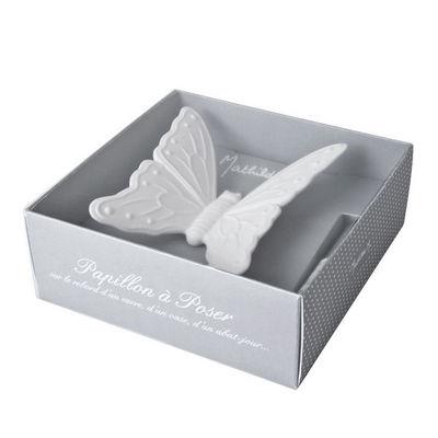 Mathilde M - Décoration de table-Mathilde M-Grand papillon, parfum Marquise