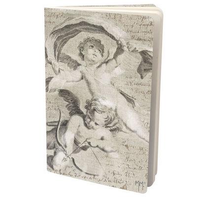 Mathilde M - Carnet de notes-Mathilde M-Carnet 32 pages L'envol de Cupidon