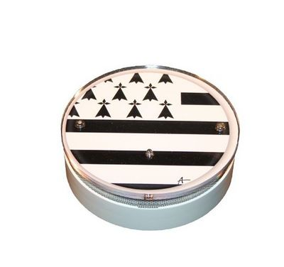 AVISSUR - Alarme détecteur de fumée-AVISSUR-Gwenn ha du