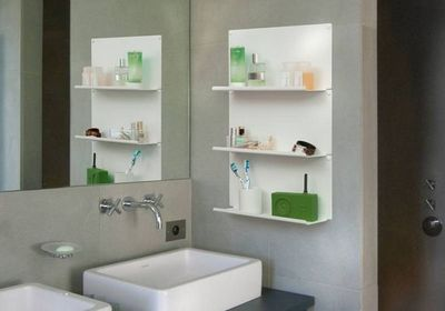 TEEBOOKS - Etag�re de salle de bains-TEEBOOKS-2SDB