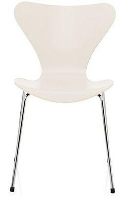 Arne Jacobsen - Chaise-Arne Jacobsen-Chaise Sries 7 Arne Jacobsen 3107 Bois structur Ec