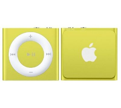 APPLE - MP3-APPLE-iPod shuffle 2 Go jaune (5me gnration) - NEW