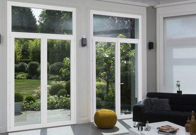 Franciaflex - Porte-fenêtre 2 vantaux-Franciaflex