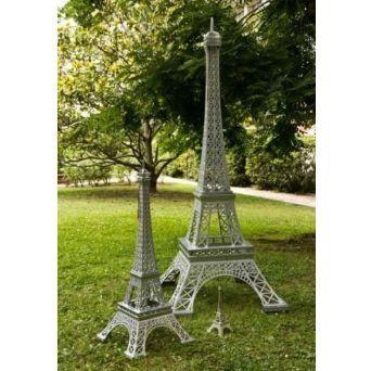 MERCI GUSTAVE - Tour Eiffel-MERCI GUSTAVE-Zebig silver