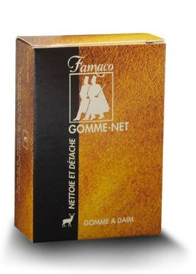 FAMACO PARIS - Gomme � daim-FAMACO PARIS
