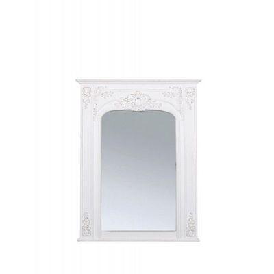BLANC D'IVOIRE - Miroir-BLANC D'IVOIRE-GLADYS PM