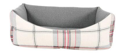 ZOLUX - Panier à chien-ZOLUX-Sofa scott gris 50x37x18cm