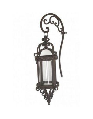 L'HERITIER DU TEMPS - Lanterne d'extérieur-L'HERITIER DU TEMPS-Applique lanterne avec crédence