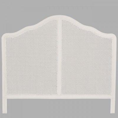 BLANC D'IVOIRE - Tête de lit-BLANC D'IVOIRE-CLARA Blanc antique