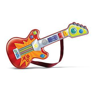 Ma Guitare Rock - Guitare enfant - Orange - LEAPFROG France