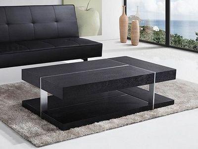 BELIANI - Table basse rectangulaire-BELIANI-BRAGA