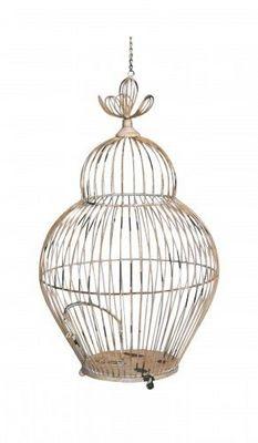 Demeure et Jardin - Cage à oiseaux-Demeure et Jardin-Cage a Suspendre