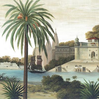 Ananbô - Papier peint panoramique-Ananbô-Varanasi