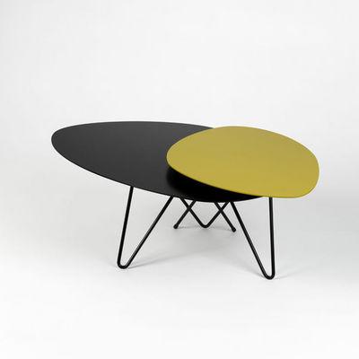 YELLOWGREEN - Table basse ovale-YELLOWGREEN-Galo L