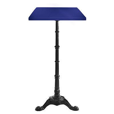 Ardamez - Mange debout-Ardamez-Mange debout émaillé / table haute / bleu
