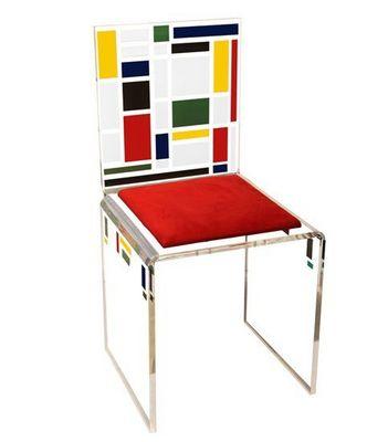 SOFOZ - Chaise-SOFOZ-Mondrian