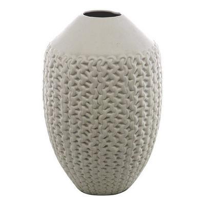 Interior's - Soliflore-Interior's-Vase en porcelaine tressée GM