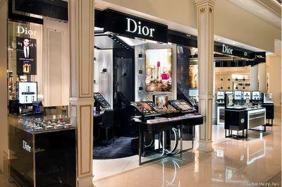 MALHERBE Paris - Agencement de magasin-MALHERBE Paris-Dior