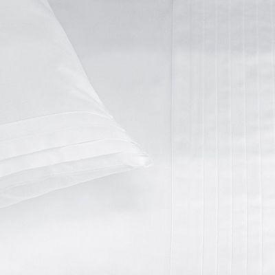 BAILET - Housse de couette-BAILET-Parure Pliss�s intemporels