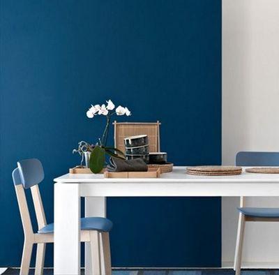 Calligaris - Table de repas rectangulaire-Calligaris-Table repas extensible SIGMA XL 180x100 blanche br