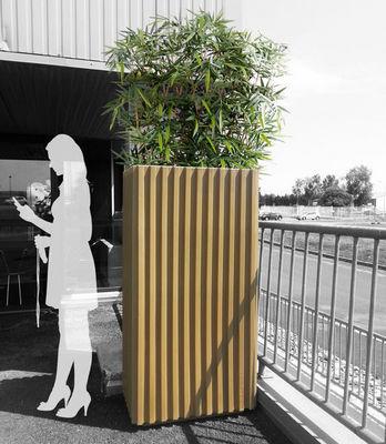 BACACIER 3S - Pot de fleur-BACACIER 3S-Jardini�re 3S