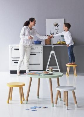 Miliboo - Table enfant-Miliboo-Ludik