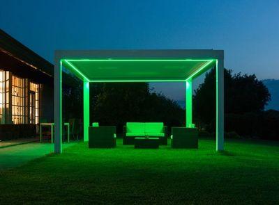 PRATIC - Abri de terrasse-PRATIC-_avec led.