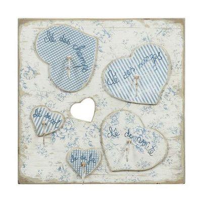 Interior's - Tableau décoratif-Interior's-Enseigne crochets