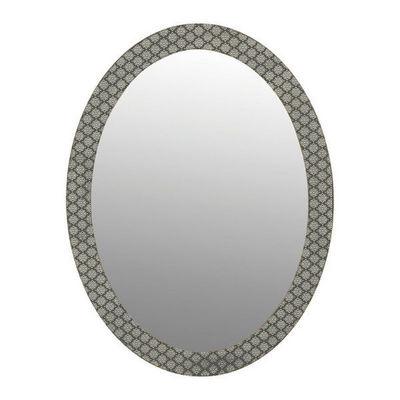 Interior's - Miroir à poser-Interior's-Miroir ovale Clair Obscur