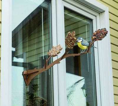 GASCO - Mangeoire à oiseaux-GASCO-L'oiseau à ma fenêtre