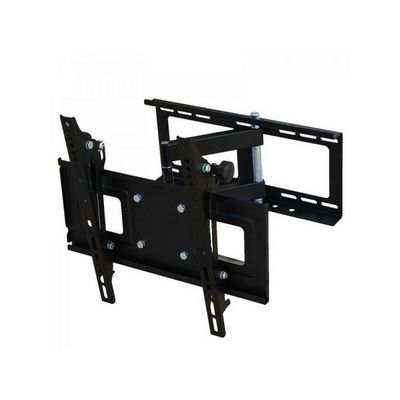 WHITE LABEL - Meuble tv hi fi-WHITE LABEL-Support mural TV orientable max 52