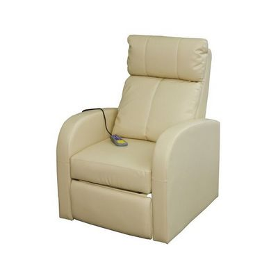 WHITE LABEL - Fauteuil de massage-WHITE LABEL-Fauteuil de massage beige