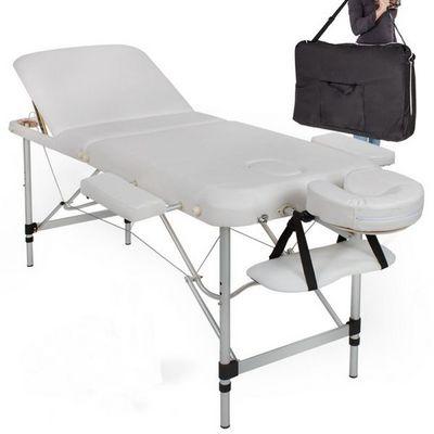 WHITE LABEL - Table de massage-WHITE LABEL-Table de massage pliable rembourrage épais