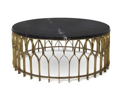 BRABBU - Table basse ronde-BRABBU-MECCA