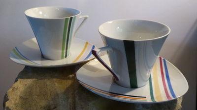 Tywacs Créations - Service à thé-Tywacs Créations