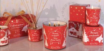 LES LUMIÈRES DU TEMPS - Bougie parfumée-LES LUMIÈRES DU TEMPS-Collection Noël - Edition limitée