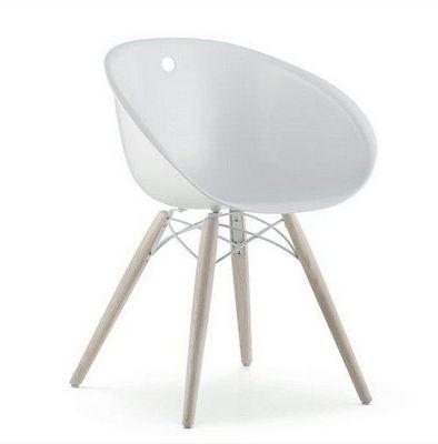 Mathi Design - Chaise-Mathi Design-Chaise Gliss Wood Pedrali