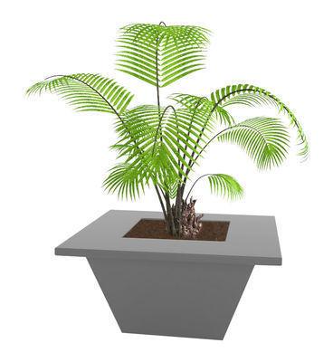 Mathi Design - Bac à arbre-Mathi Design-Bench pot Slide