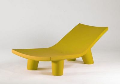 Mathi Design - Chaise de jardin-Mathi Design-Chaise longue Lowlita Slide