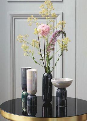 Raynaud - Vase � fleurs-Raynaud-Satin