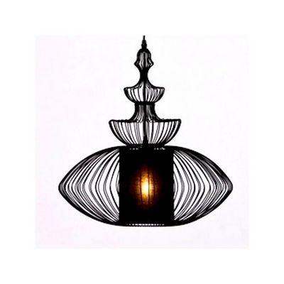 Kare Design - Suspension-Kare Design-Suspension Swing Iron Oval