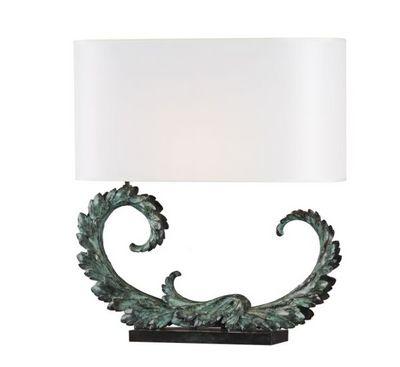 Delisle - Lampe � poser-Delisle-Acanthe