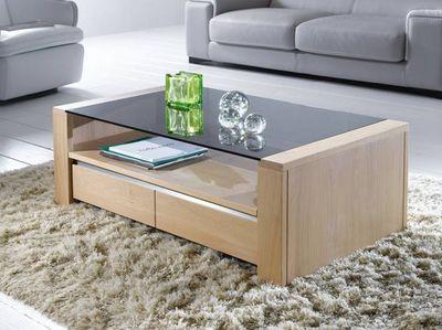 Ateliers De Langres - Table basse rectangulaire-Ateliers De Langres-YUCCA