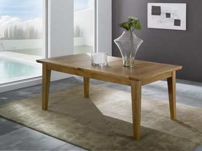 Ateliers De Langres - Table de repas rectangulaire-Ateliers De Langres-USHUAIA