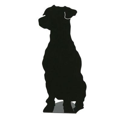 FrauMaier - Lampe à poser-FrauMaier-FRAUMAIER SHAPE - Lampe à poser Assis! Noir H43cm