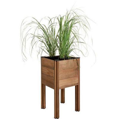Burger - Pot de fleur-Burger-Bac à plantes